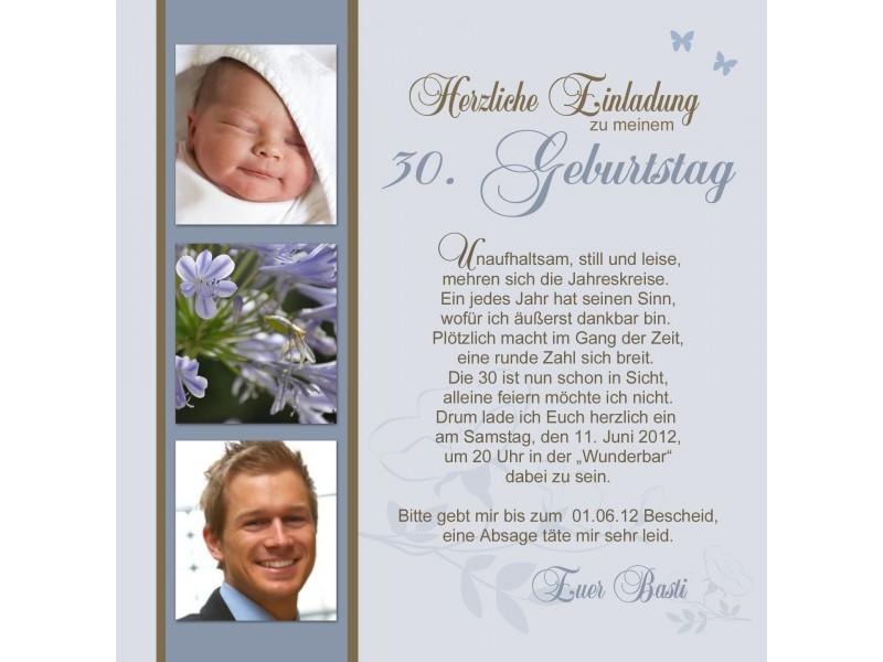 Einladung Geburtstag, Fotokarte, Einladungskarten, Creme Rosé, Gartenarbeit  Ideen
