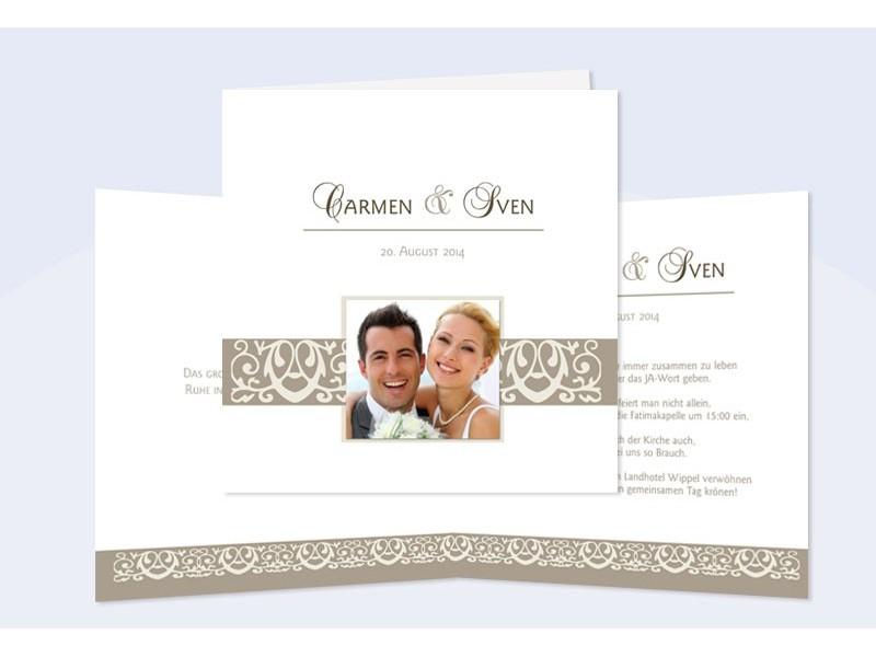 Einladungskarten Hochzeit Puzzle ~ Alle guten Ideen über ...
