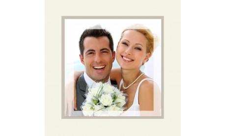 """Danksagungskarte Hochzeit, Karte Hochzeit """"Du & Ich"""""""