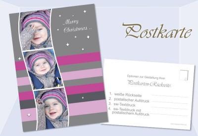 karte postkarte weihnachten weihnachtskarte 10x15 cm. Black Bedroom Furniture Sets. Home Design Ideas