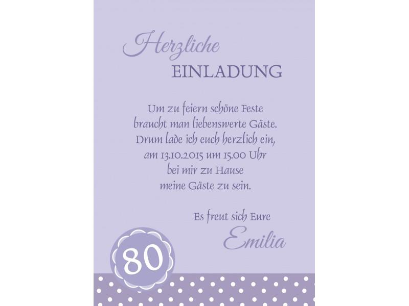 """einladung 60. geburtstag """"herzlich"""" hellblau, Einladungsentwurf"""