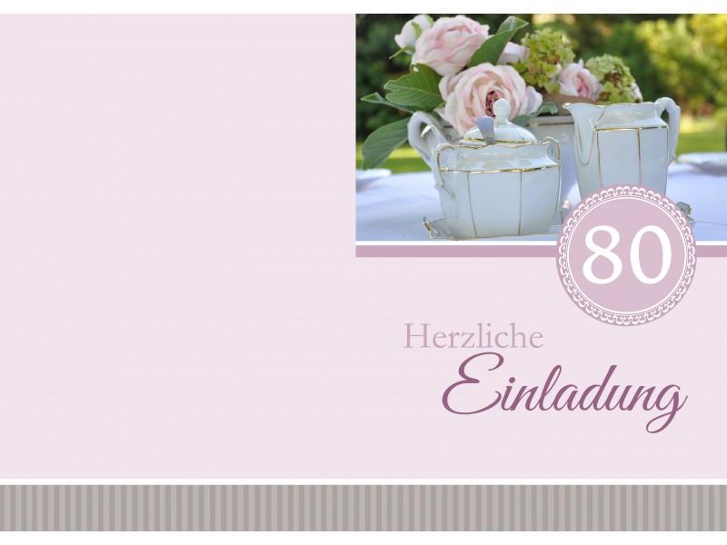 Einladungskarten 80 Geburtstag Kostenlos Ausdrucken U2013 Cloudhash,  Einladungsentwurf