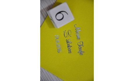 Servietten Kaffeetafel, individuell bedruckt mit Ihrem Wunschtext