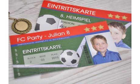 """Einladungskarte 30. Geburtstag """"Veränderung"""""""