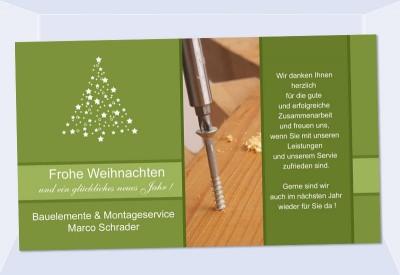 Weihnachtsgrüße Für Weihnachtskarten Geschäftlich.Fotokarte Weihnachten Weihnachtskarte 10x18 Cm Geschäftlich