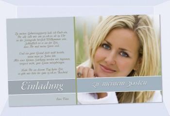 geburtstagseinladungen, einladung 50. geburtstag (5) - sagesmitherz.de, Einladung