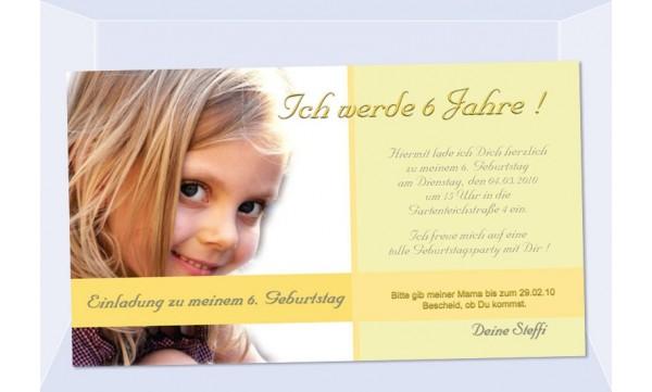 Für kindergeburtstag texte einladungen Einladungstext Kindergeburtstag: