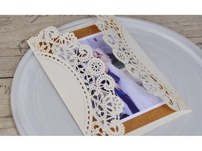 Berühmt Danksagungskarten Hochzeit Vintage #SD_52