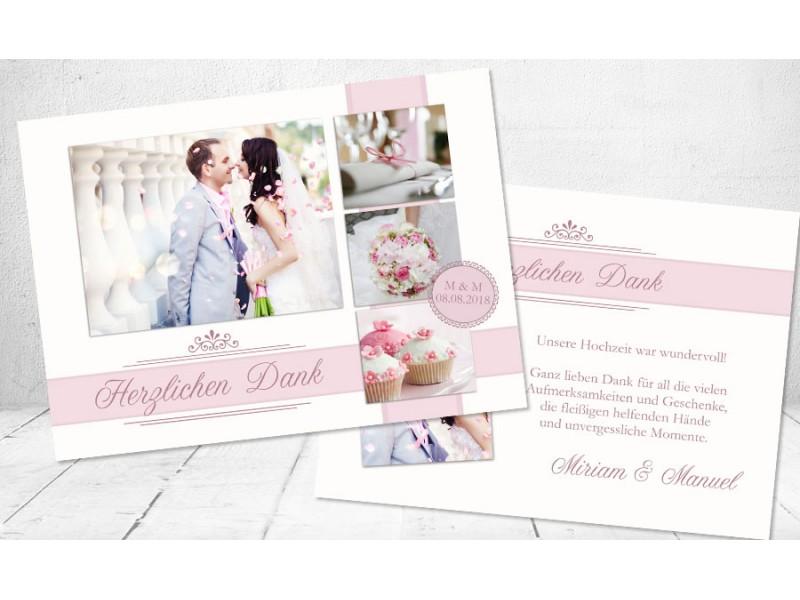 Danksagungskarten Hochzeit Karten Danksagung Hochzeitskarten