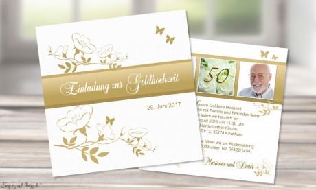 Einladungskarten-Hochzeit-Goldhochzeit