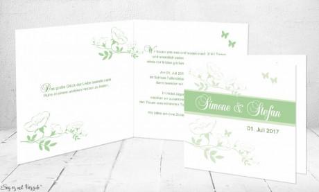 Einladungskarten Silberhochzeit