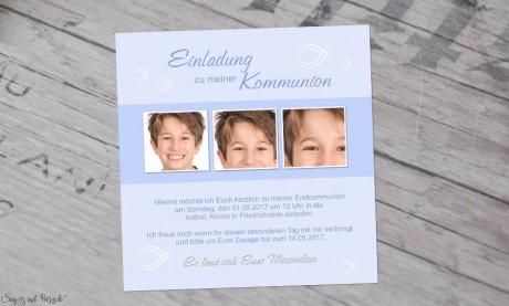 Fotokarten-Kommunion-Konfirmation