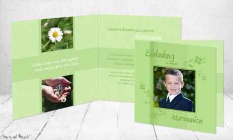 Einladungen Konfirmation Kommunion