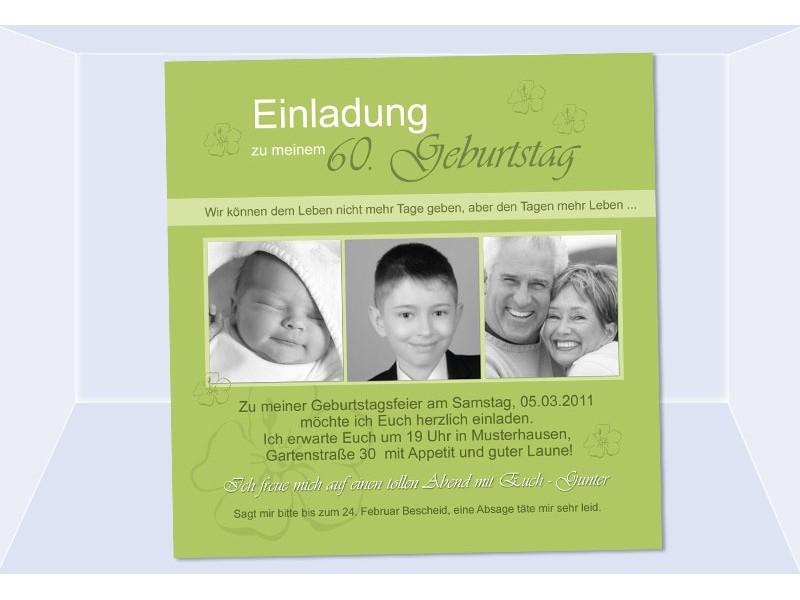 einladung geburtstag, fotokarte, einladungskarten, grün, Einladungsentwurf