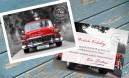 Einladungskarten 40. Geburtstag Chevy