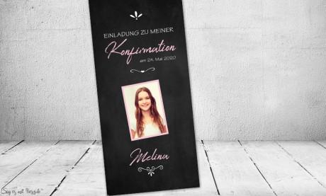 Einladungskarten Kommunion Konfirmation Tatellook