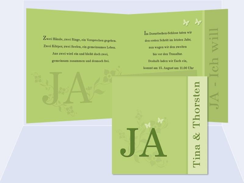 Hochzeitskarte Hochzeitseinladung Einladung Hochzeit