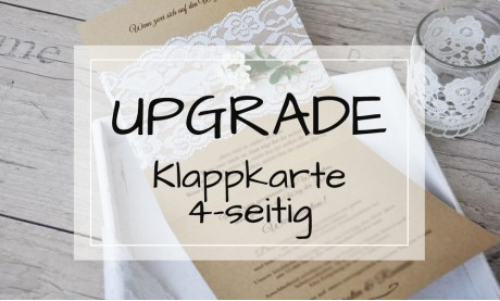 Einladungskarten Hochzeit Spitze Lasercut Kraftpapier Vintage diy Klappkarte