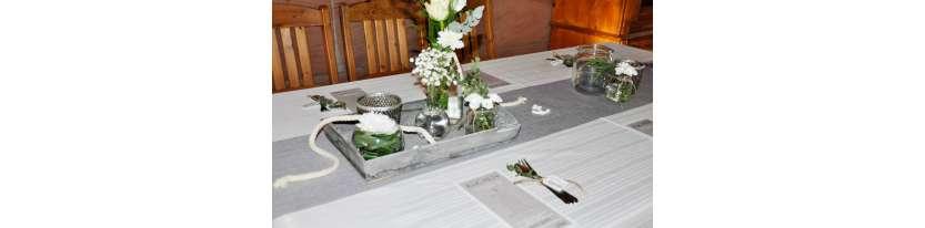 Menükarten Hochzeit Vintage