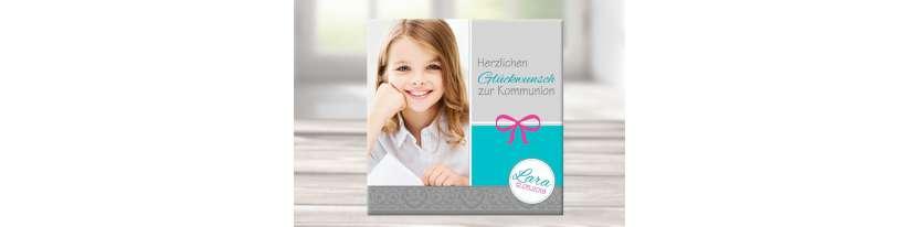 Geschenk Konfirmation Patenkind Kommunion Mädchen kreativ personalisiert individualisiert