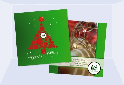 weihnachten weihnachtskarte gesch ftlich karte fotokarte. Black Bedroom Furniture Sets. Home Design Ideas