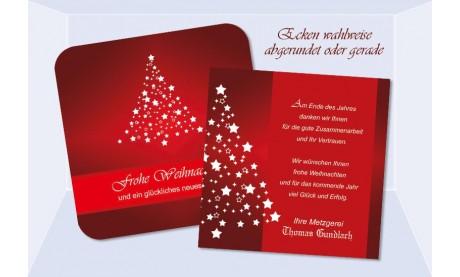 """Weihnachtskarte """"Weihnachtszauber"""""""