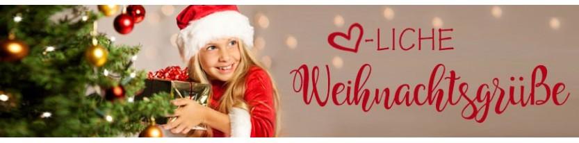 Foto Weihnachtskarten mit gratis Gestaltungsservice