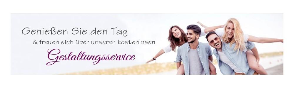 Fotokarten, Einladungskarten, Danksagungskarten, Sag es mit Herz.de, Melanie Lang