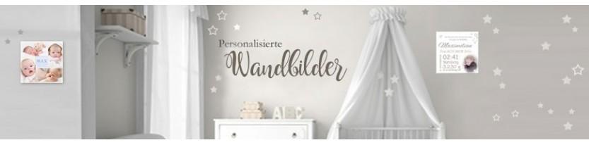 Baby Wandbilder