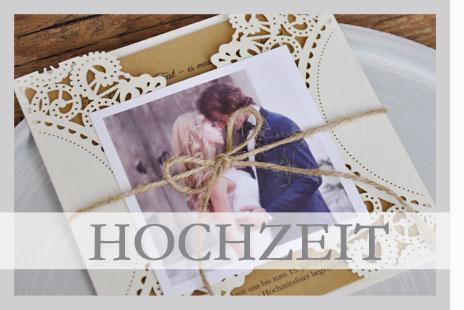 Wir gestalten Ihre individuellen Hochzeitkarten für Ihre Traumhochzeit