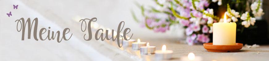 Einladungskarten zur Taufe kostenlos gestalten lassen