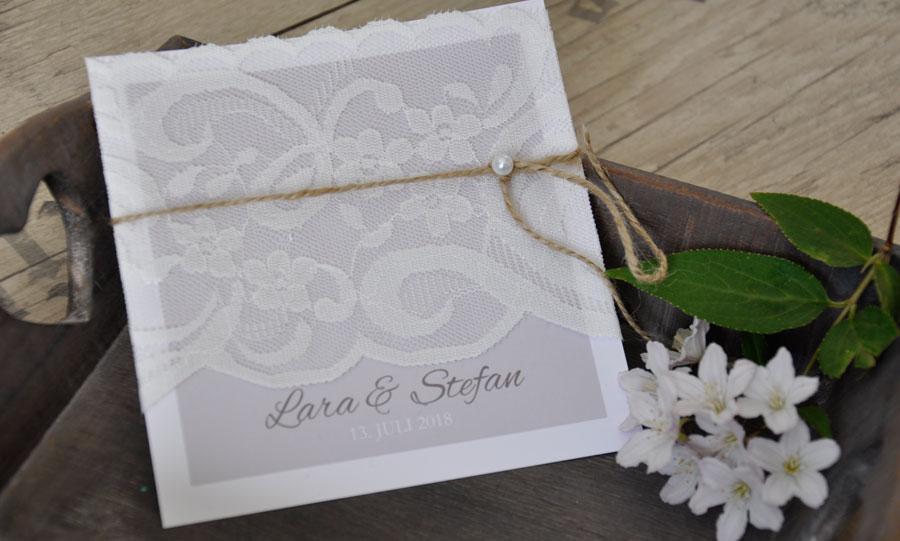 Einladungskarten Hochzeit Wir trauen uns