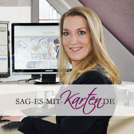 Melanie Lang - Sag-es-mit-Karten.de
