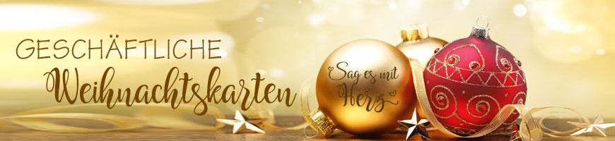 Weihnachtskarten gestalten und drucken lassen